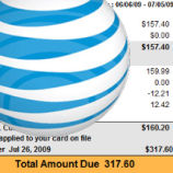 AT&T Charges Customer Twice, Refuses To Investigate It