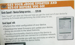 Geek Squad Will Turn On Your Ebook Device For You For $29.99