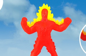 "Parents Group Calls Happy Meal Version Of The Human Torch A ""Horrifying Spectacle"""