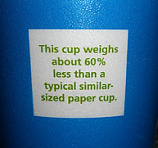 Sam's Club Pretends Its Polystyrene Cup Is Green