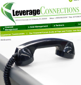 Meet Leverage Connections, King Of The Robocallers