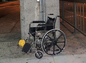 AirTran Fined $500,000 For Lousy Wheelchair Service