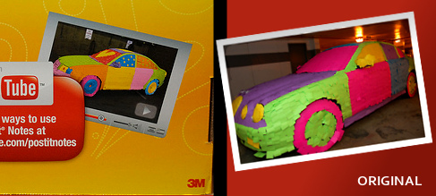 3M Steals Viral Image Idea To Avoid Licensing It