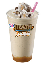 Baskin Robbins Death Shake Has 2,300 Calories