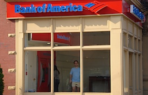Bank Of America Patents Method For Denying Refunds