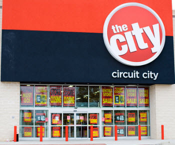 Liquidators Are Bidding On Circuit City, Including Gordon Brothers
