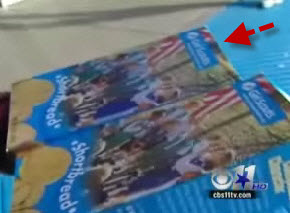 Grocery Shrink Ray Hits Girl Scout Cookies