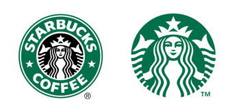 New Starbucks Logo Is Just Old Starbucks Logo Without Outdated Reference To Coffee