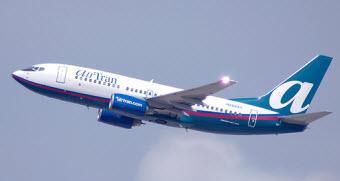 You Accidentally Forget You Don't Live In Baltimore, And AirTran Fixes It