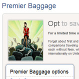 United Lets You Pre-Pay Your Baggage Fees