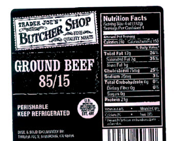 One Death Tied To 545,699 lb Ground Beef Recall