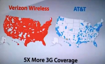 "AT&T Sues Verizon Over ""There's A Map For That"" Ads"