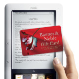 Barnes & Noble Says They'll Accept Gift Cards For Ebooks Before Christmas