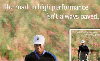Advertiser Stuck With Ironic Tiger Woods Ads Fires Him