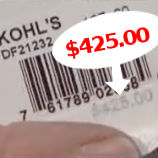 Kohl's Marks Up Jewelry, Then Discounts It