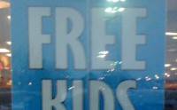 Hollywood Video Giving Away Free Kids