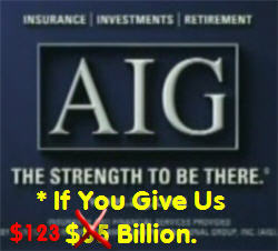 AIG Was Spending Taxpayer Money Lobbying Against Mortgage Regulation
