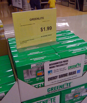 Compact Fluorescent Light Bulbs: Some Assembly Required