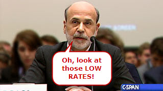 Low Interest Rate Party To Continue For An Extended Period