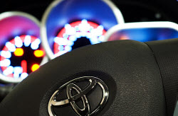 Toyota Recalls More Than 400,000 Cars For Faulty Brakes