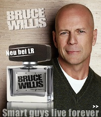 "Bruce Willis To Debut ""Manliest Scent In The World"" This Week"