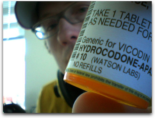 FDA May Take Vicodin And Percocet Off The Market