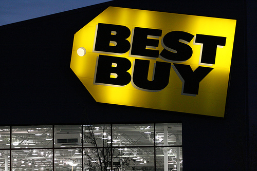 Best Buy's Stock Magically Replenishes (Once You  Buy it Online)