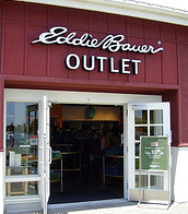 Eddie Bauer Outlet Destroys Unsold Clothing, Throws It Away