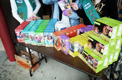 Girl Scout Cookie Sales Are Down, And Some Jerk Is Paying With Fake Money