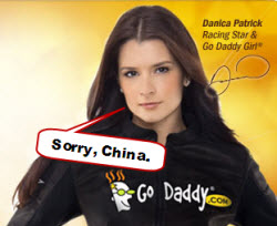 Go Daddy Leaves China Over Censorship, Privacy Concerns