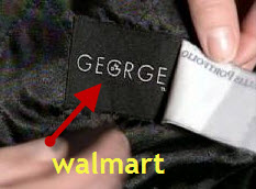 Burlington Coat Factory Supplier Caught Gluing Designer Labels To Walmart Coats