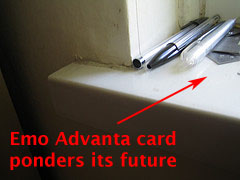 Advanta Moves Up Credit Freeze Deadline, Still Doesn't Notify Customers
