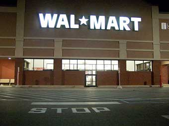 Robber Walks Through Walmart Receipt Check With $200,000 Cash
