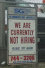 6.3 Unemployed Americans Now Compete For Every Job Opening