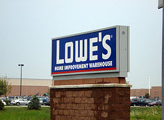 Lowe's Ignores Your Mom Until She Gives Up