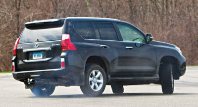 "Toyota Stops Selling Lexus SUV After Consumer Reports Says ""Don't Buy"""