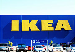 Email To IKEA Results In Free Delivery Of Functioning Closet Doors
