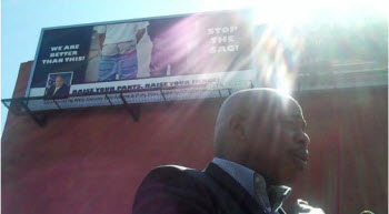 NY Politician Uses Billboard To Attack Saggy Pants