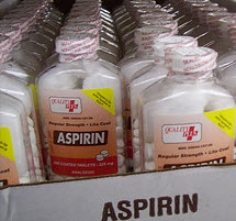 Migraine? Try A Big Old Dose Of Aspirin