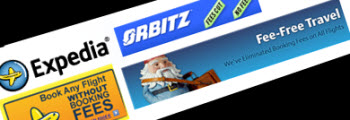 Orbitz, Travelocity, Expedia Suspend Airline Booking Fees