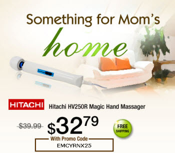 Newegg: Buy Your Mom A Hitachi Magic Wand For Mother's Day