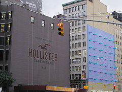 If Your Clothes Shrink After Washing, That's Not Hollister's Problem