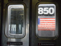 Service Cuts Mean $800,000 In New Signs For New York Subways