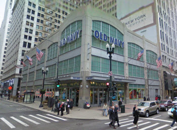 Murder Suicide At Downtown Chicago Old Navy