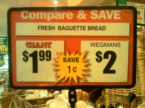 This Grocery Store Bakery Price War Seems To Be Heating Up