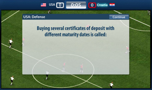 Prove You're Financially Literate And Win At Online Soccer!