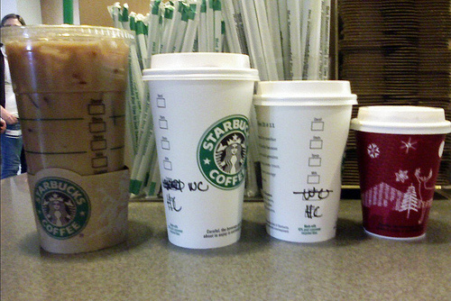 Starbucks Lowers Some Drink Prices, Raises Others