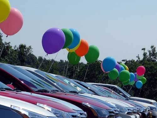 Car Dealership Apparently Not Too Keen On Selling Cars