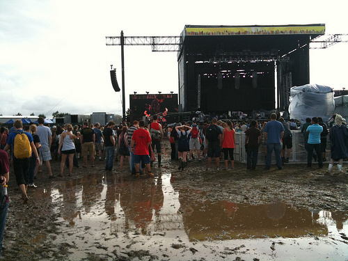 Rained-Out Concert Disaster Leads To Successful Chargeback