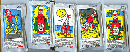 Kids Design Cute Heinz Ketchup Packets, Learning Important Early Lessons In Mass-Market Commodification